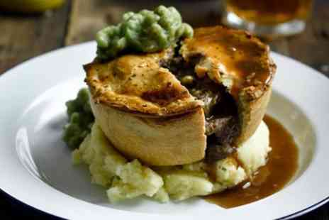 The Talbot - Pie Meal and Beer Each for Two or Four - Save 0%