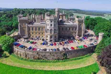 Belvoir Castle - Belvoir Castle Gardens Entry for a Family of Four - Save 40%