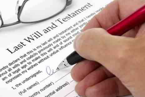 Yorkshire Wills - Single or Mirror Will Writing Service - Save 65%