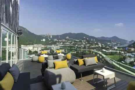 Ovolo Southside - Award Winning Hong Kong Stay near MTR with Ocean Park Tickets - Save 0%