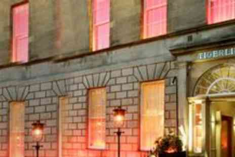 Tigerlily Hotel - In Edinburgh Luxury Overnight Stay for 2 with Breakfast Dinner and Cocktails - Save 28%