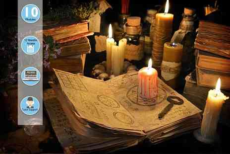 Centre of Excellence - Certified online Wicca diploma course - Save 85%