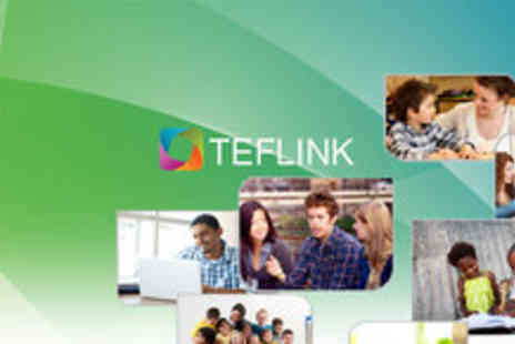 TEFLink - TEFL 140 Hour Master Online Course - Save 92%