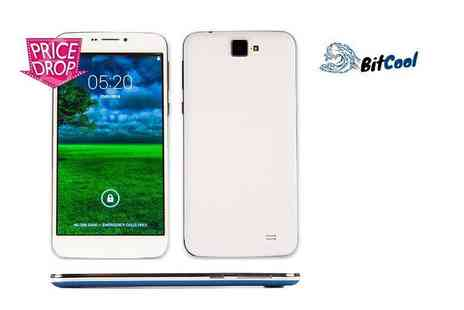 Bitcool - 6 inch Android smartphone, 16GB - Save 70%
