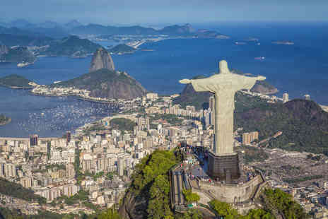 Tour Center - Seven night beach holiday in Rio De Janeiro, Brazil including flights and breakfast - Save 32%