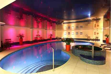 Best Western Heronston Hotel and Spa - One or Two night Bridgend spa break for two including breakfast, dinner allowance, treatment and late check out - Save 38%