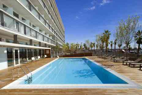 Bargain Late Holidays - Two or Three night 4 Star sea view Catalonia, Spain break including flights, or stay - Save 30%