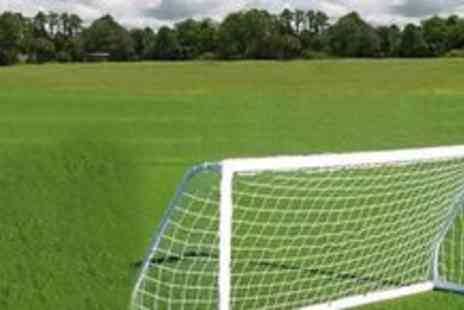 Bodini - 5 A Side Football Goal Posts - Save 68%