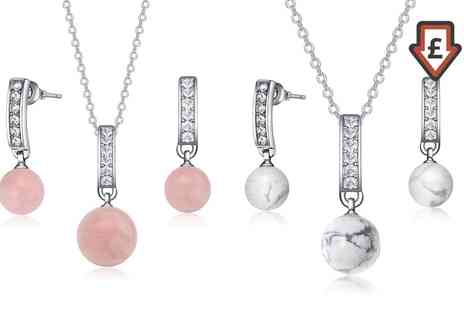 Neverland Sales - Mystic Jewellery Sets With Free Delivery - Save 86%