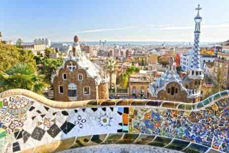 Crystal Travel - Two to Four Nights at 4 Star 4 Barcelona Hotel with Flights - Save 0%