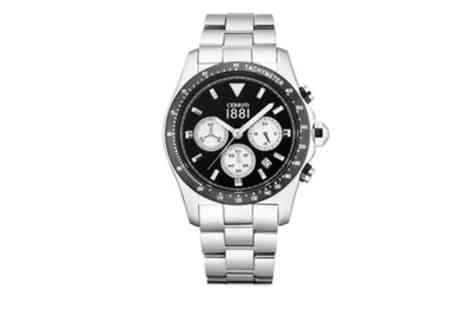 Groupon Goods Global GmbH - Cerruti 1881 Watch With Free Delivery - Save 30%