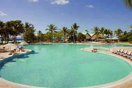 The Holiday Place - Five Star Award Winning All Inclusive Holiday to the Dominican Republic - Save 40%