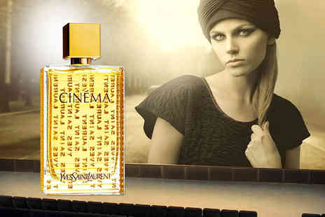 Deals Direct - 35ml bottle of YSL Cinema EDP - Save 24%