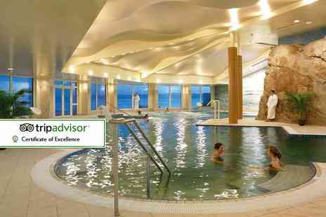 Redcastle Hotel Golf and Spa - Spa package for one with a rasul treatment, full use of relaxation suite and leisure facilities, light lunch and glass of bubbly - Save 0%