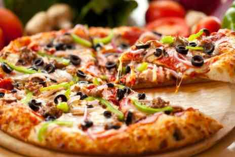 Amore Cafe Hove - Choice of Pizza for Two - Save 61%