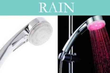 Rain London - LED Shower Head - Save 50%