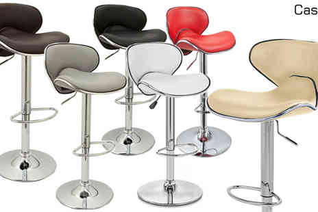 shopontime - Two Bar Stools - Save 48%