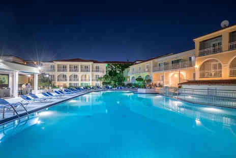 Bargain Late Holidays - All inclusive 4 Star Zante, Greece stay including flights - Save 22%
