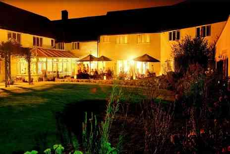 The Lordleaze Hotel - One or Two night Somerset stay for two with breakfast or include sparkling afternoon tea - Save 37%