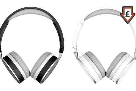 Groupon Goods Global GmbH - Tec Plus Aspire Bluetooth Headphones - Save 48%