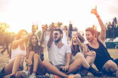 Somerley Enterprises - One, two or four tickets to Somerley Beer and Music Festival on 26 August - Save 11%