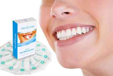 Groupon Goods Global GmbH - 28 Smile Science Teeth Whitening Strips - Save 88%