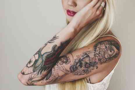 New Image Tattoo Studio - One Hour Tattoo Session with a 30 Minute Consultation - Save 0%
