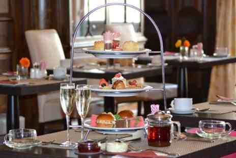 The Grand Royale Bar - Chocolate Afternoon Tea for Two with Optional Prosecco or Champagne - Save 53%