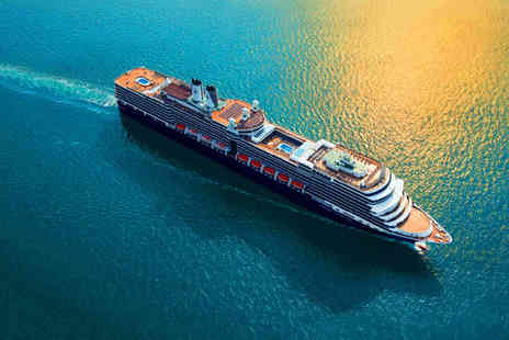 Holland America Nieuw Amsterdam - Two Night Miami Stay & 7 Night Sunsoaked Cruise For Two incl Flights - Save 0%