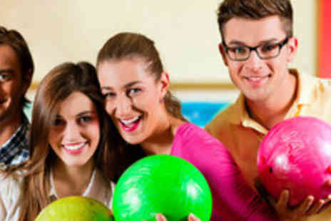 1st Bowl - £10 instead of £20 for 3 games of tenpin bowling for 2 plus shoe hire and discounted NCP parking - Save 50%