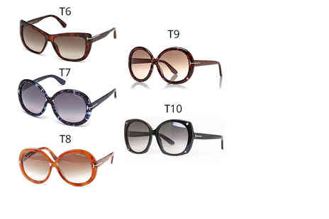 Brand Logic - Pair of Tom Ford sunglasses choose from an amazing 14 styles - Save 81%