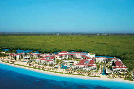 Breathless Riviera Cancun Resort & Spa - Five Star Adults Only All Inclusive Oasis on Beach - Save 67%