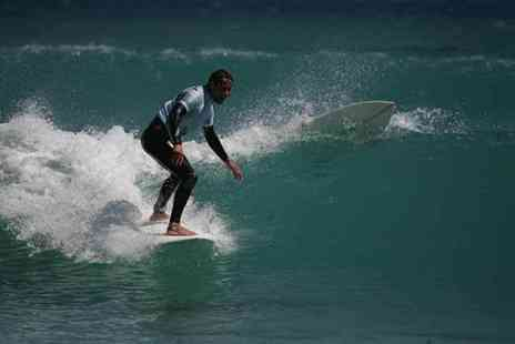 Buyagift - Half day surf academy experience - Save 0%