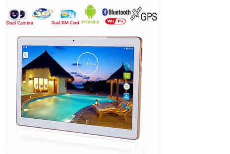 Jaoyeh Trading - 10.1 inch quad core tablet - Save 70%