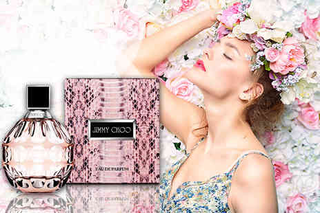 Deals Direct - 100ml bottle of Jimmy Choo EDP - Save 46%