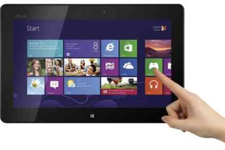 Allcam Mobile Products - Manufacturer Refurbished Asus Vivo RT 10.1 Inch Tablet 32GB Storage Windows 8 With Free Delivery - Save 0%