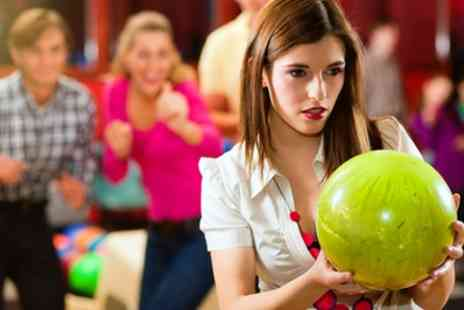 MFA Bowl - Two Games of Bowling for Four or Six Adults - Save 63%