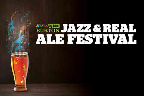 National Brewery Centre - Two weekend tickets to the NBC Jazz and Real Ale Festival with two pints each from 14th To 16th July - Save 0%