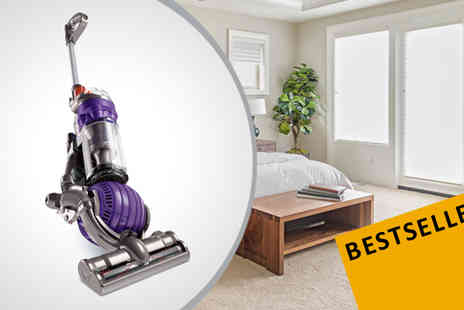 K & D Appliance Services - Dyson DC24 Multi Floor Ultra Lightweight Upright Vacuum Cleaner - Save 66%
