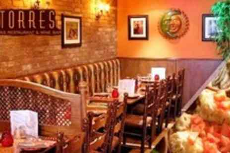 Torres Tapas Restaurant - Six Dishes For Two - Save 56%