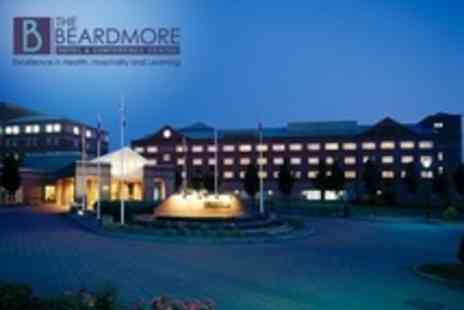 The Beardmore Hotel - One Night 4star Hotel Break For Two With Breakfast and Health Club Access - Save 62%
