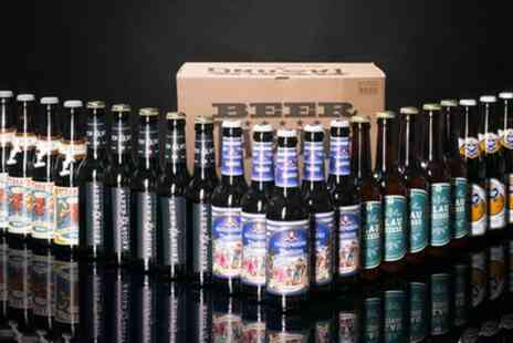 Kalea GmbH - 25 Bottle Pack of Bavarian Beer Specialities With Free Delivery - Save 0%