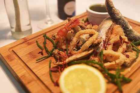 Bait - Seafood Misto with Prosecco for Two or Four - Save 0%