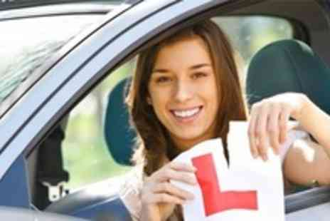 Contact School of Motoring - Four Hours of Driving Lessons - Save 71%