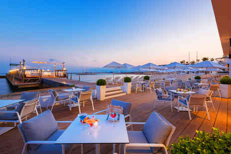 Hotel Majestic Barriere - Five Star Historic Establishment on La Croisette For Two - Save 80%