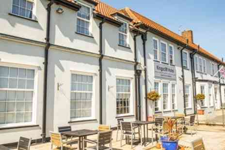 Surya Hotels - Essex Coastal Getaway with Dinner & Prosecco - Save 41%