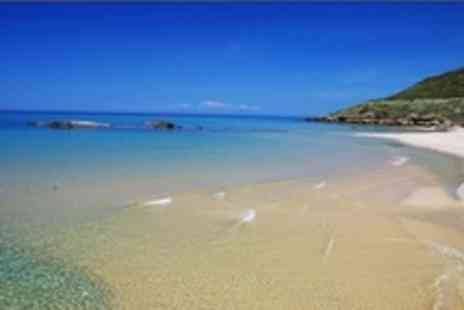 HolidaysBooked.com - Seven Night Hotel Stay For Two With Half Board and Flights for stays from 1 to 18 July 2012 in Sardinia - Save 22%