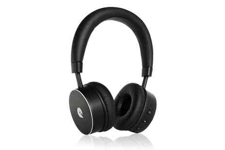 Groupon Goods Global GmbH - iQualTech Bluetooth Wireless Headphones - Save 13%