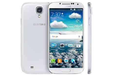 FreedomPop - Samsung Galaxy S4 with 100% Free Phone Plan With Free Delivery - Save 0%