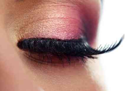 Real Beauty - Natural or Glamour Eyelash Extensions - Save 24%
